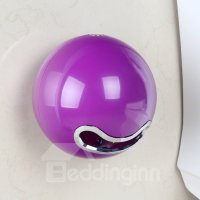 Creative Purple Acrylic Toilet Paper Holder - beddinginn.com