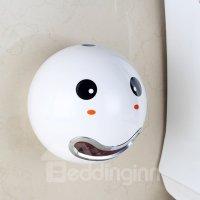 Creative White Acrylic Toilet Paper Holder - beddinginn.com