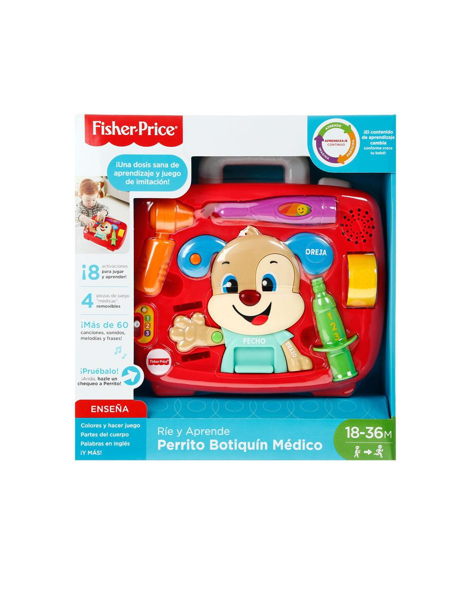 Silla Aprendizaje Fisher Price Perrito Botiquín Médico Fisher Price