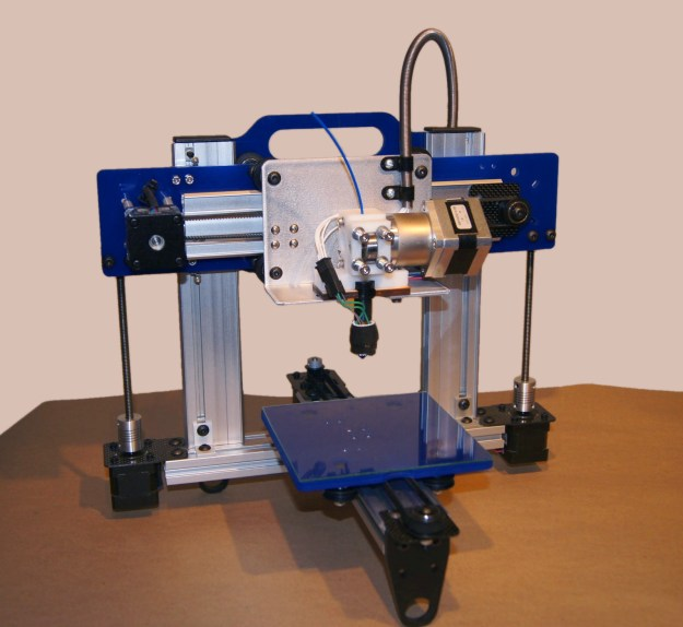 ORDbot Quantum 3D printer