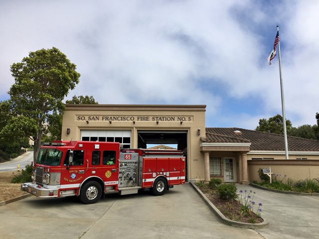 Child Car Seat Regulations Fire Stations City Of South San Francisco
