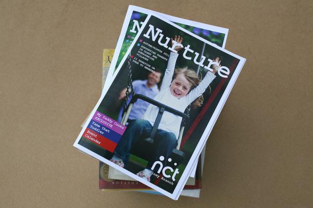National Childbirth Trust Baby Magazine