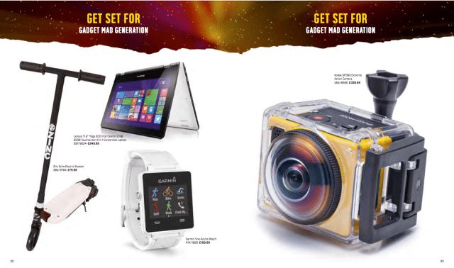Argos PR Christmas Gift Guide 2015