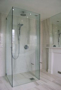6  Frameless Walk-in Shower Panels | SSI