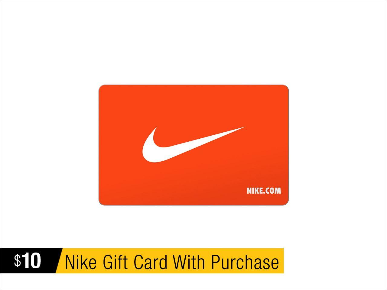 Email Delivery Gift Cards Nike 50 Gift Card Email Delivery Neweggflash