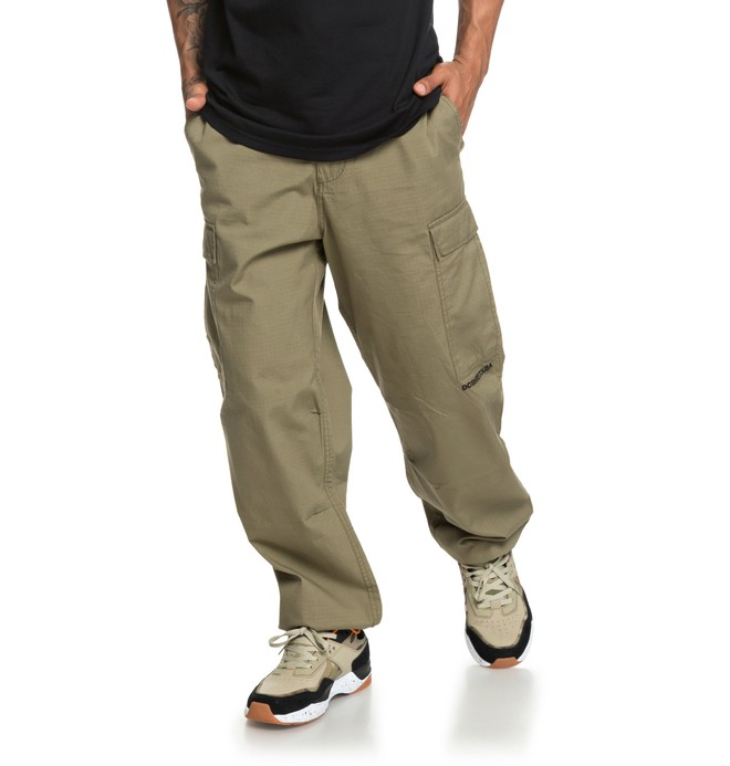 Infield Military Cargo Pants EDYNP03140 DC Shoes