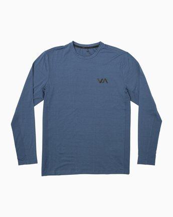 VA Vent Long Sleeve Top V903QRVL RVCA