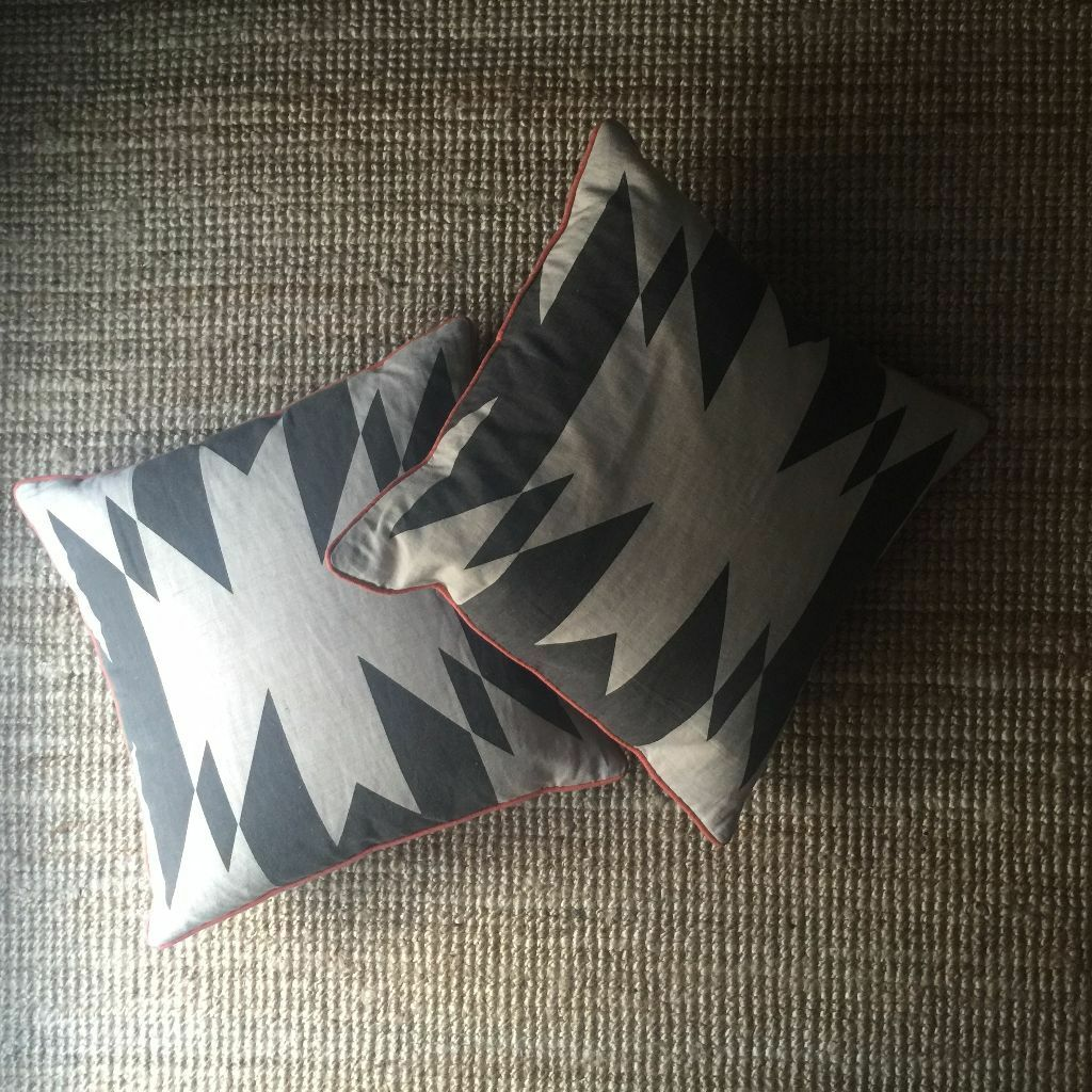 Gumtree Sofas For Sale East London Two Stylish John Lewis Cushions - For Sofa, Chair, Bed - £
