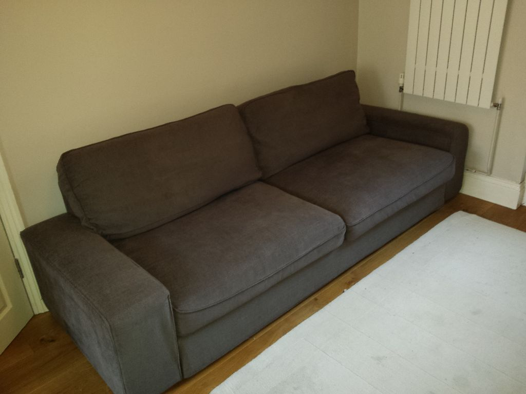 Kivik Sofa Bed Ikea Kivik 2 Seat Sofa Buy Sale And Trade Ads Great Prices