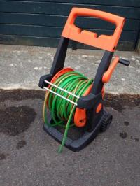 Hosepipe on a reel Buy, sale and trade ads - great prices