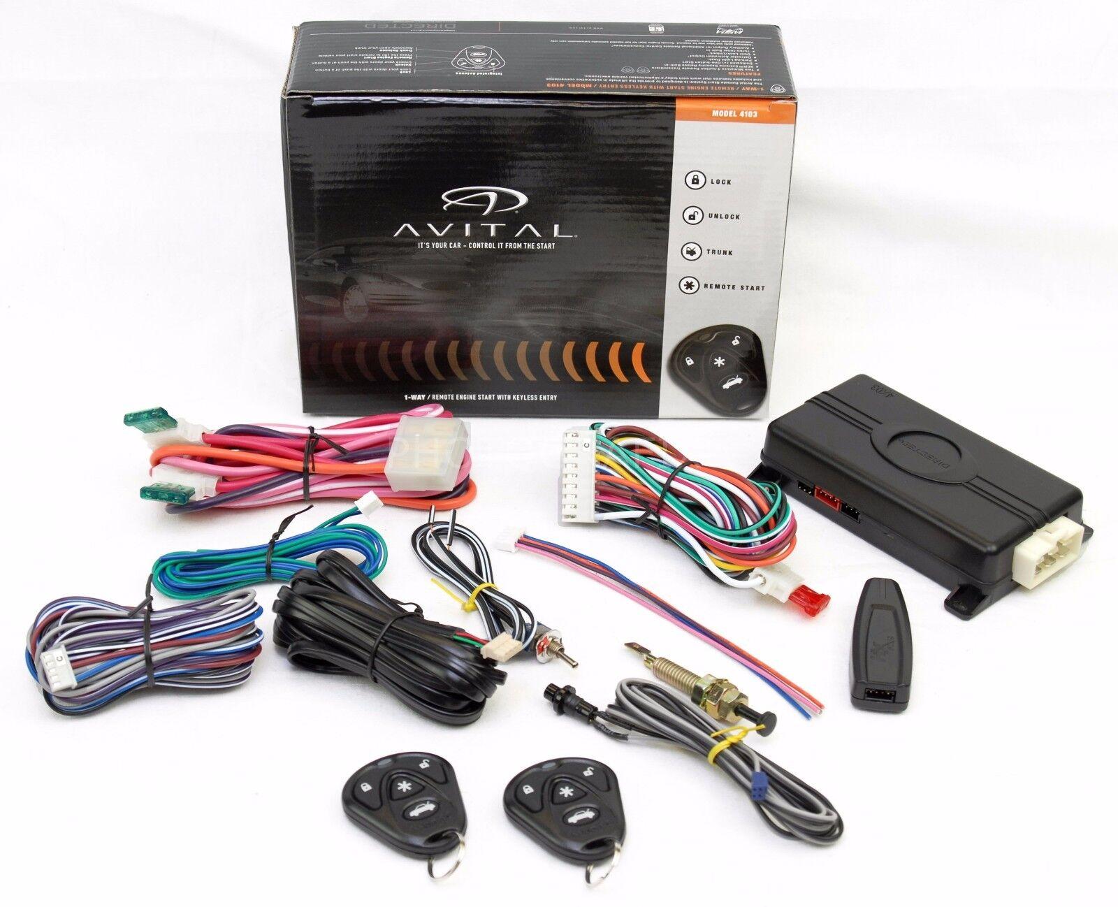 viper car alarm system wiring diagram 4105