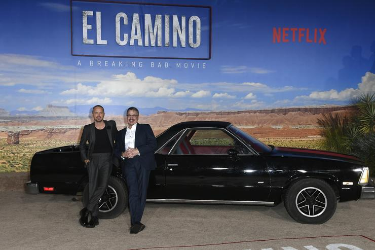 Breaking Bad El Camino Review A Meaningless Return To A Beloved Show - El Camino Tv Series