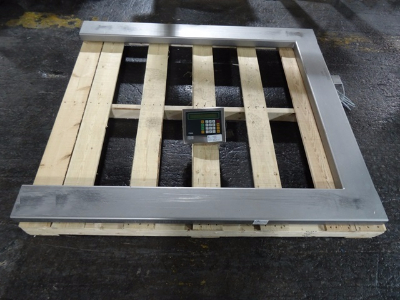 Used Floor Scales Weighing Terminals For Sale Surplus