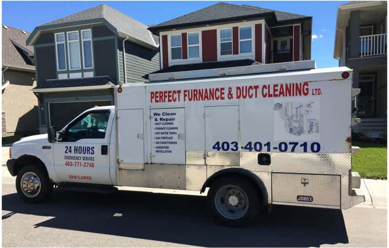 Perfect Furnace Duct Cleaning Ltd Calgary Ab 483