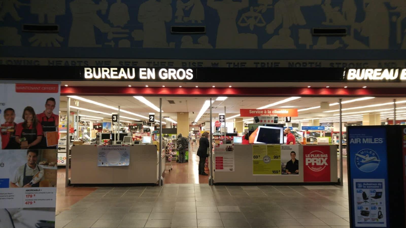 Bureau en gros joliette qc: le référendum du bloc québécois