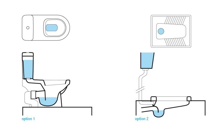 water bath diagram
