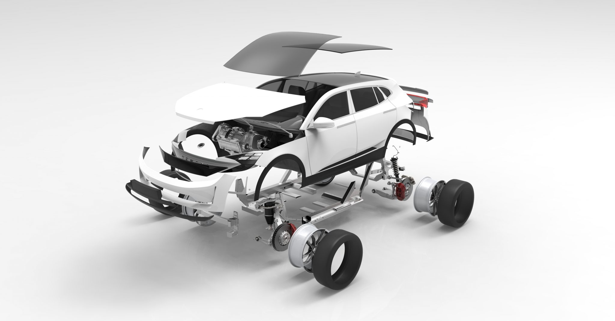 For Electric And Hybrid Vehicles Saint Jean Industries Supports The Development Of Electric And