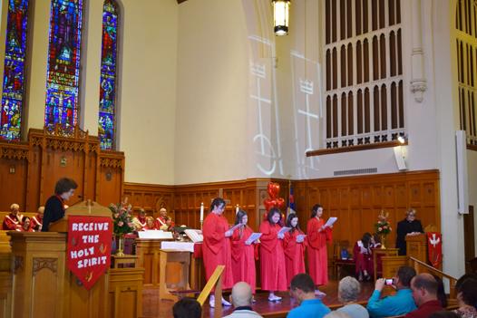 2015-05-24 Pentecost