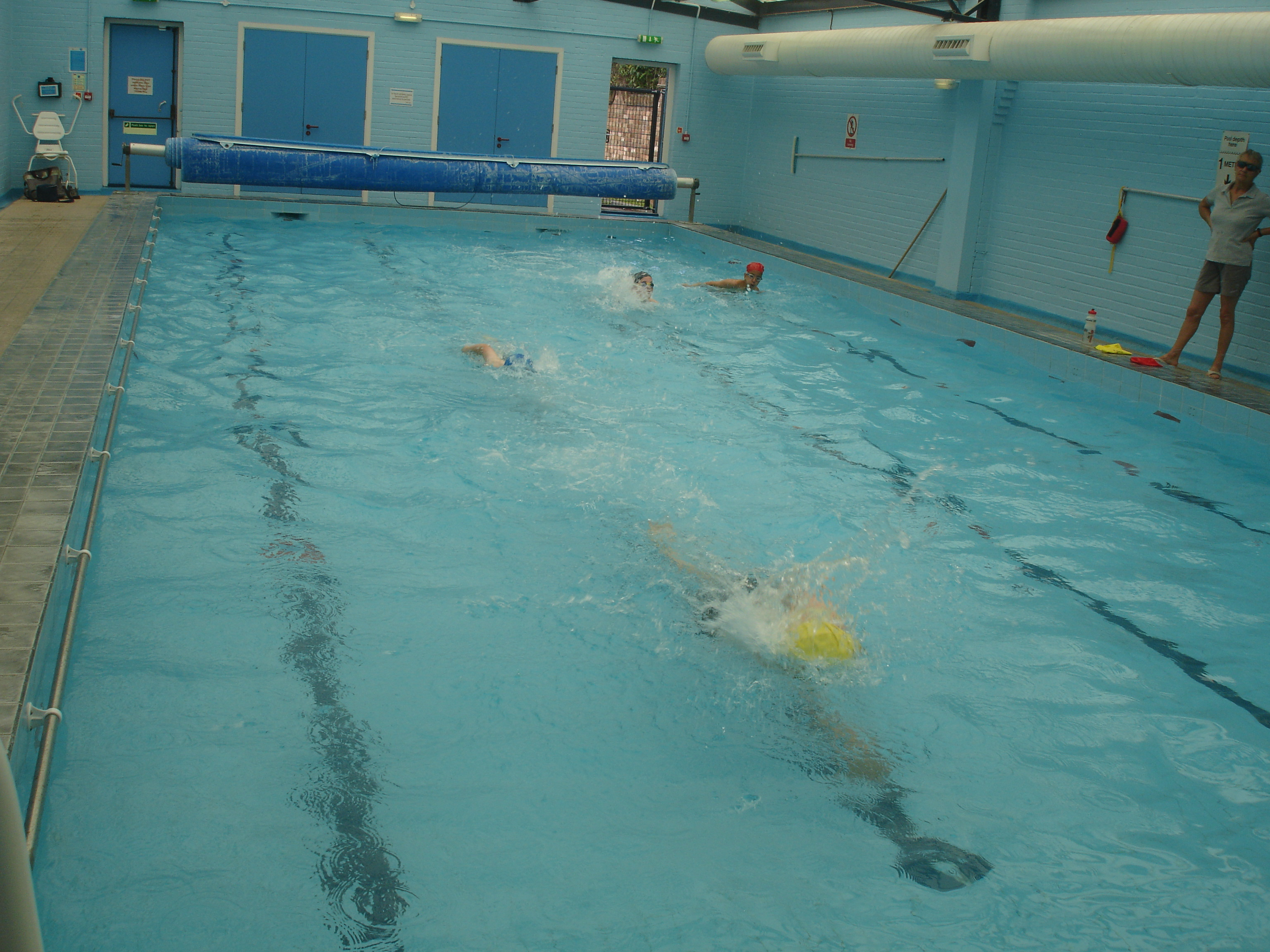 Cash Pool Und Cash Group Moordown St John 39s C Of E Primary School Swimming Pool