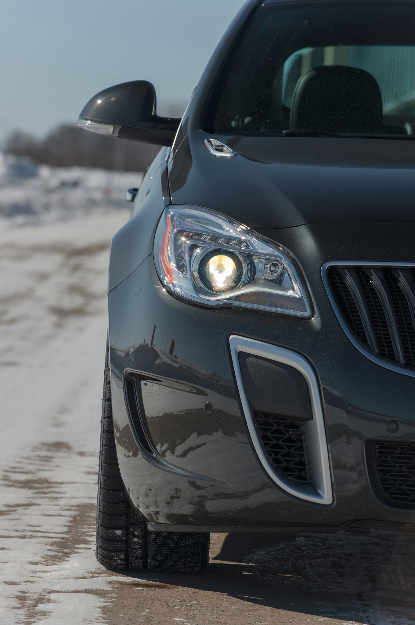 Regal Led Headlamp 2014 Buick Regal First Drive Automobile Magazine