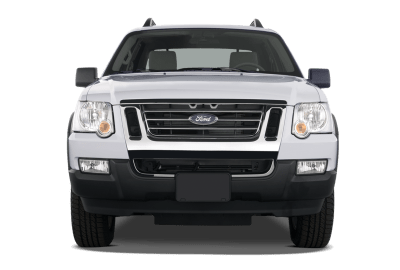 Ford Explorer Sport Trac and Mercury Mountaineer Cancelled