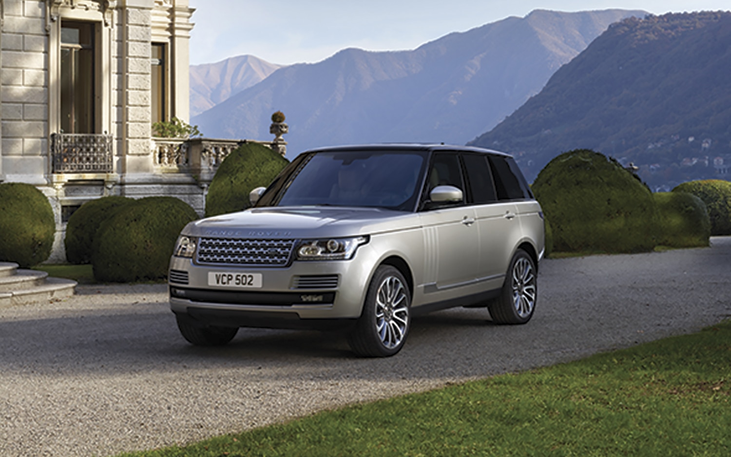 Infinity Sign Wallpaper Hd Land Rover Launches Quot Reborn Quot Program For Range Rover