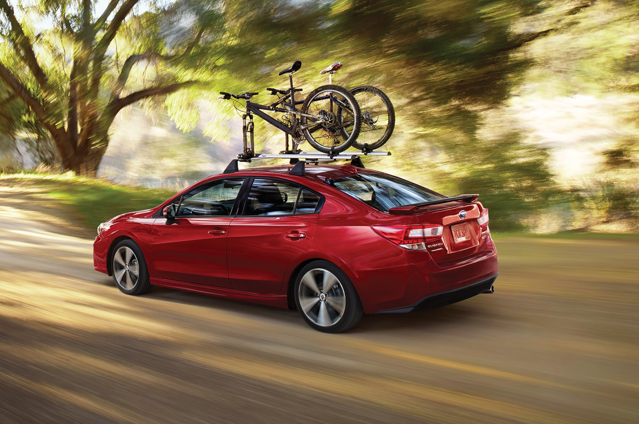 First Drive 2017 Subaru Impreza Automobile Magazine