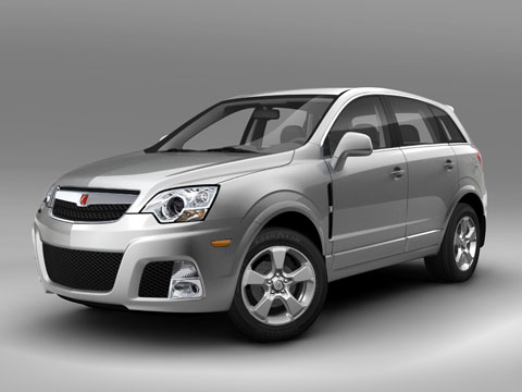 2008 Saturn Vue Red Line and Green Line - Latest News, Features, and