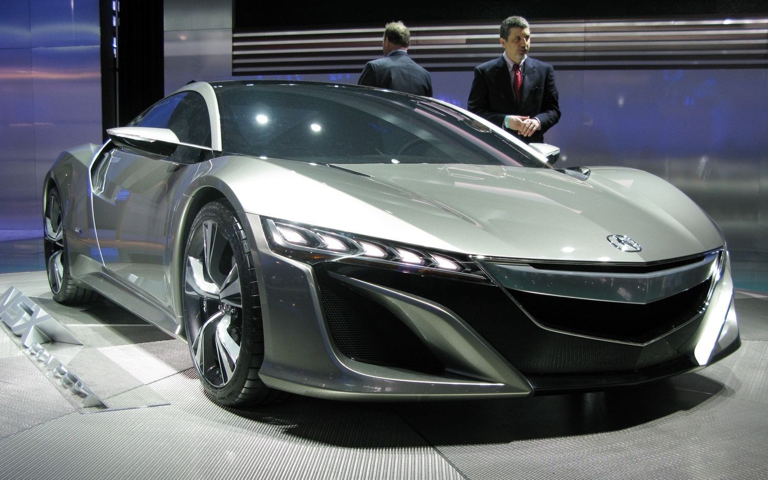 Sports Car 2015 Wallpaper Acura Nsx Concept First Look 2012 Detroit Auto Show