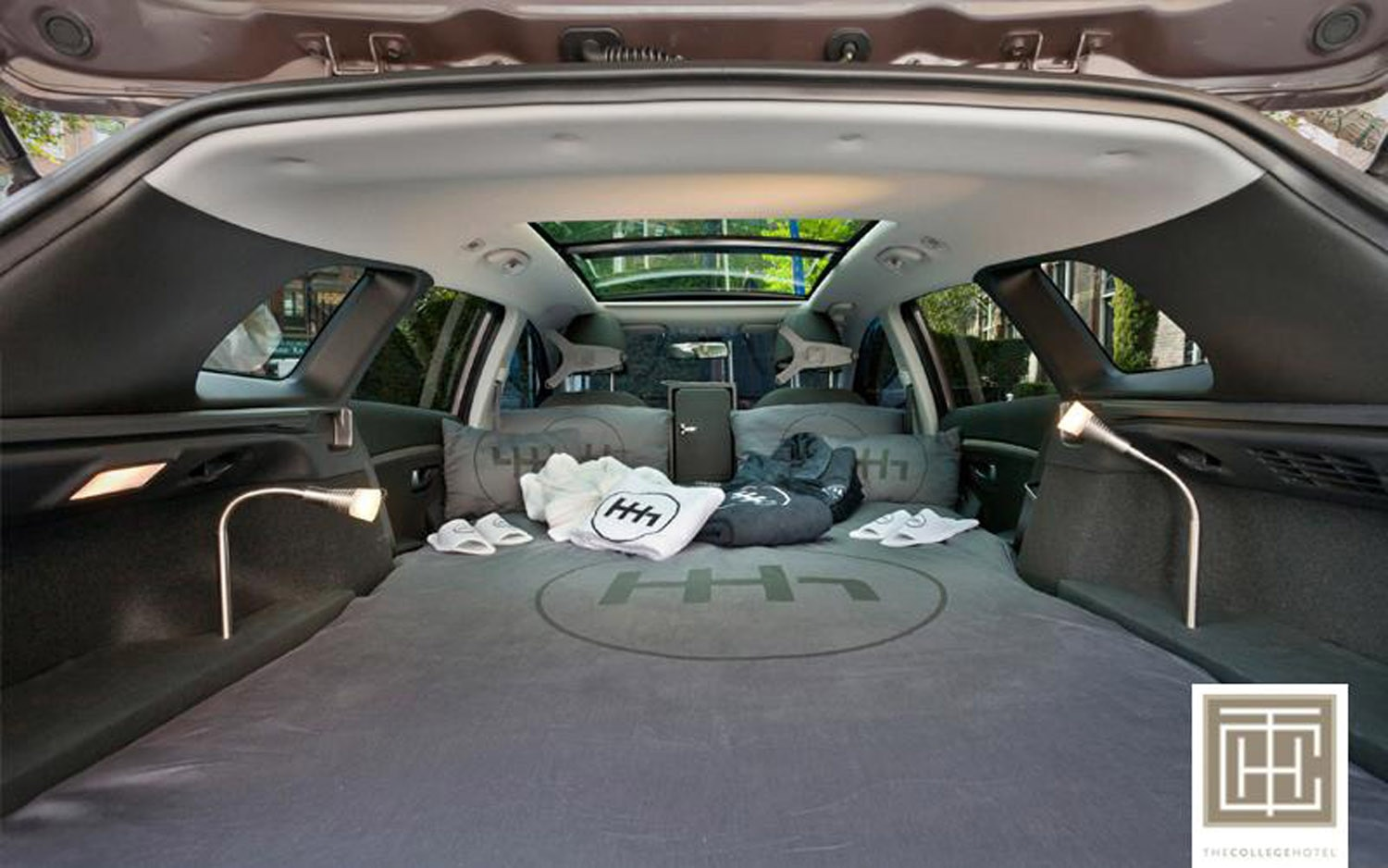 Hyundai I30 Wagon Interieur Hyundai Netherlands Turns I30 Wagon Into Four Wheeled Five Star