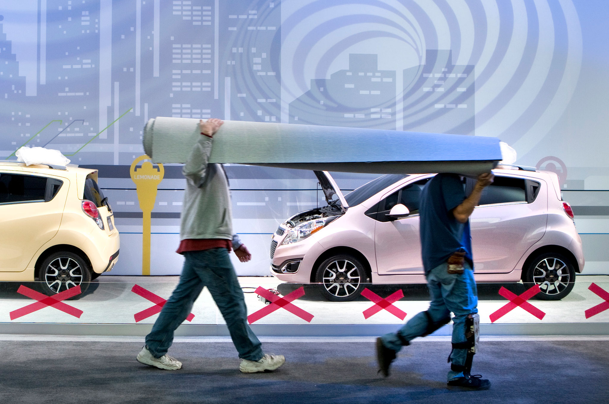 Detroit Auto Show Not Expected To Be Impacted By City