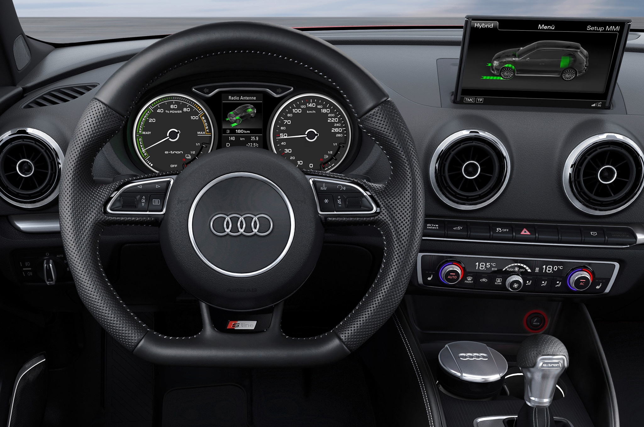 Audi A3 Sportback Interieur Hands On With The 2015 Audi A3 Sportback E Tron Phev Automobile