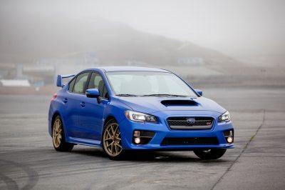 2015 Subaru WRX STI First Drive - Automobile Magazine