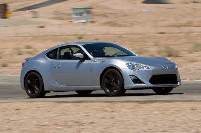 2015 Scion FR-S Track Review - Automobile Magazine