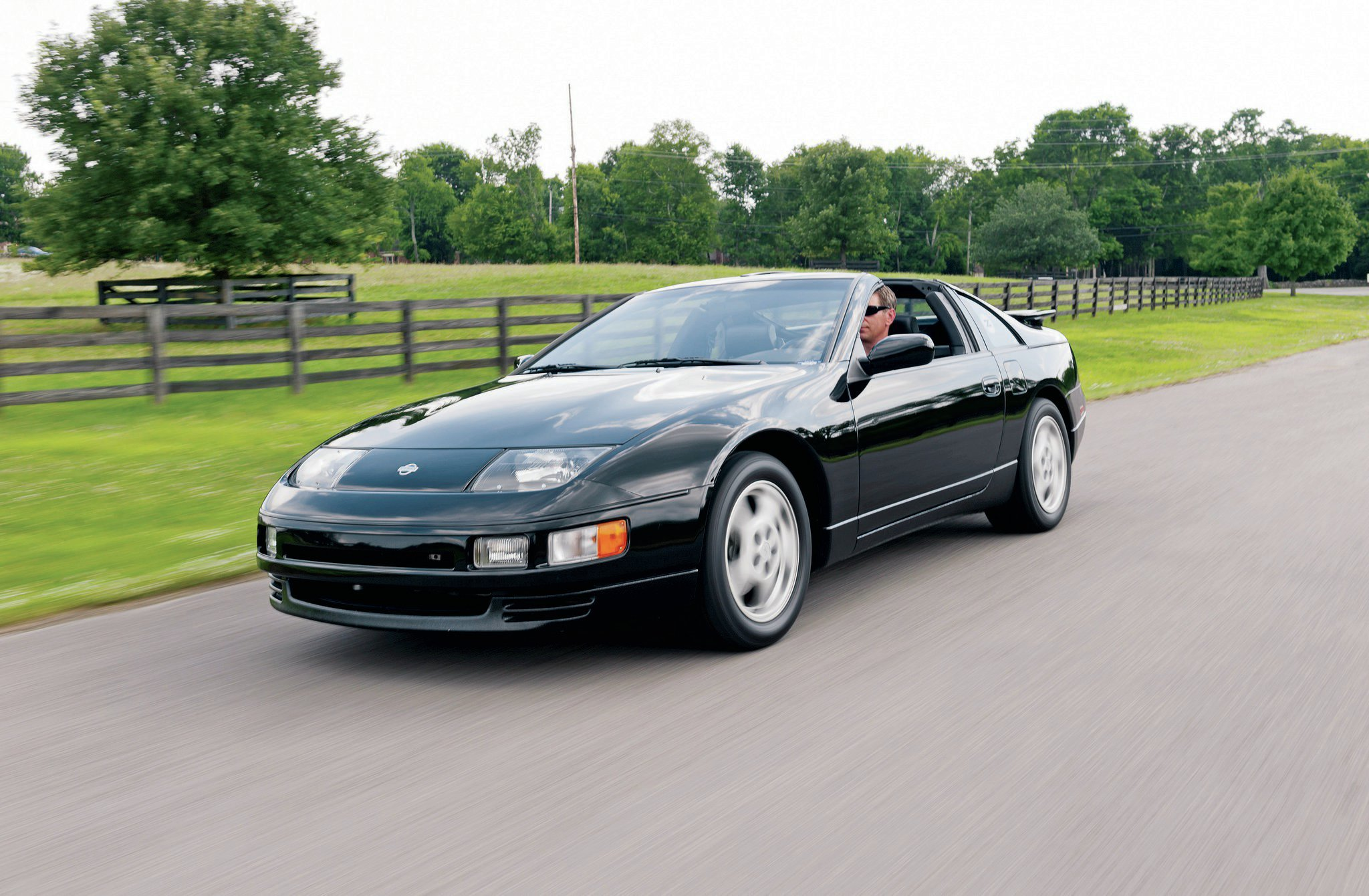 Bronco Cars Wallpaper Collectible Classic 1990 1996 Nissan 300zx