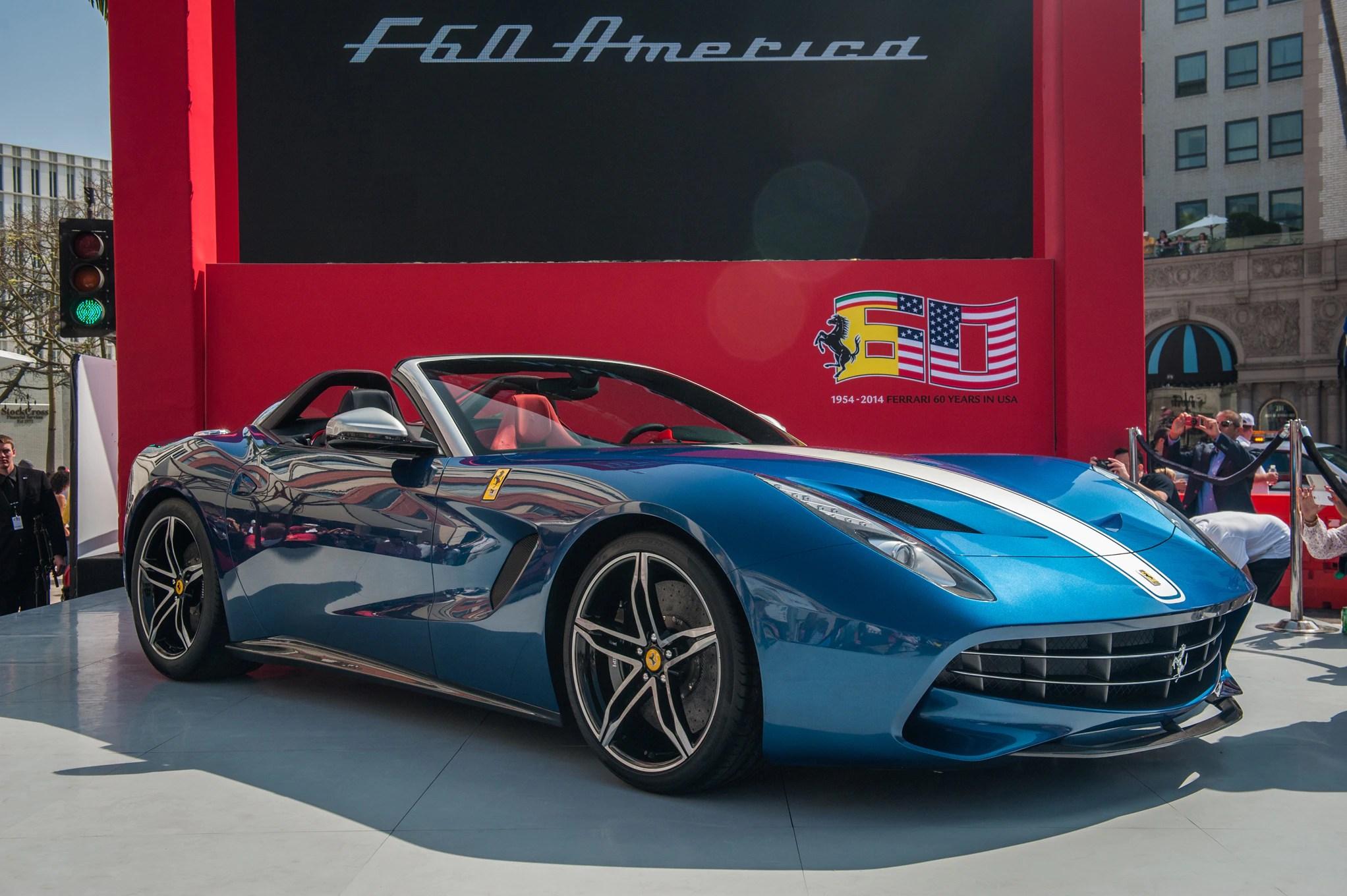 Cars Wallpaper For Google Ferrari Celebrates U S Anniversary With F60 America