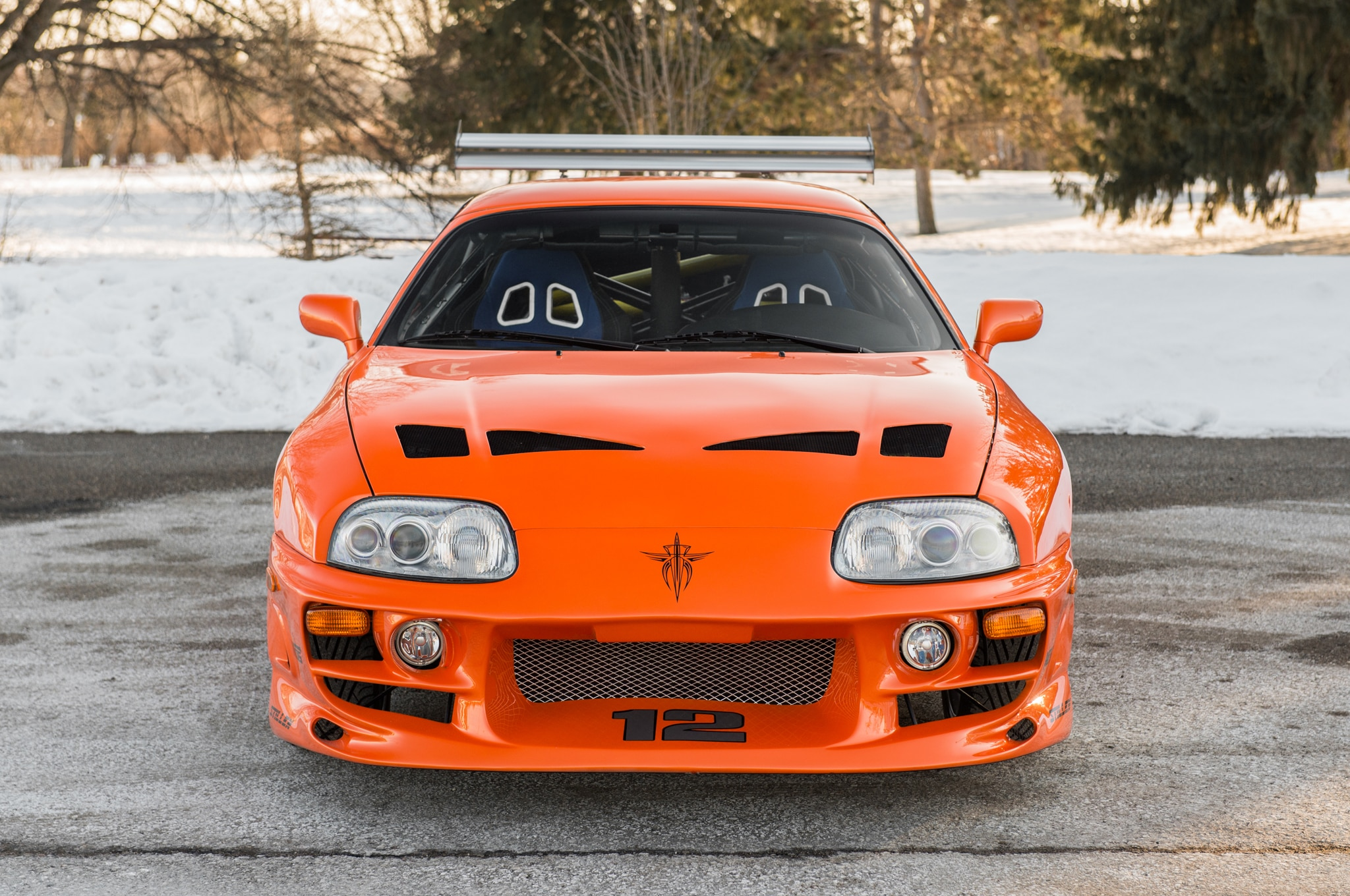 Toyota Supra From The Fast And The Furious 1993 Toyota Supra From