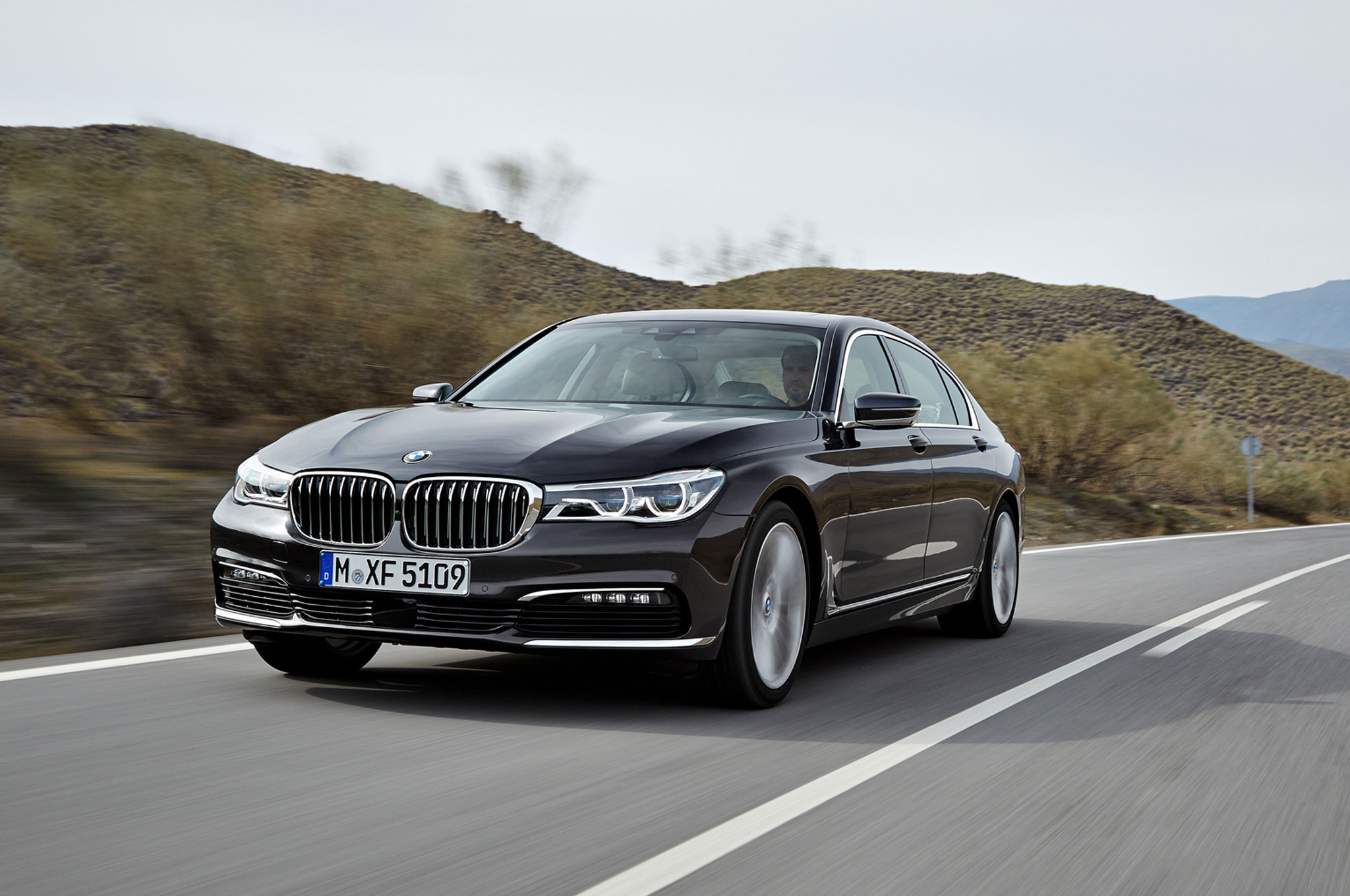 7 Serie 2016 Bmw 7 Series Review