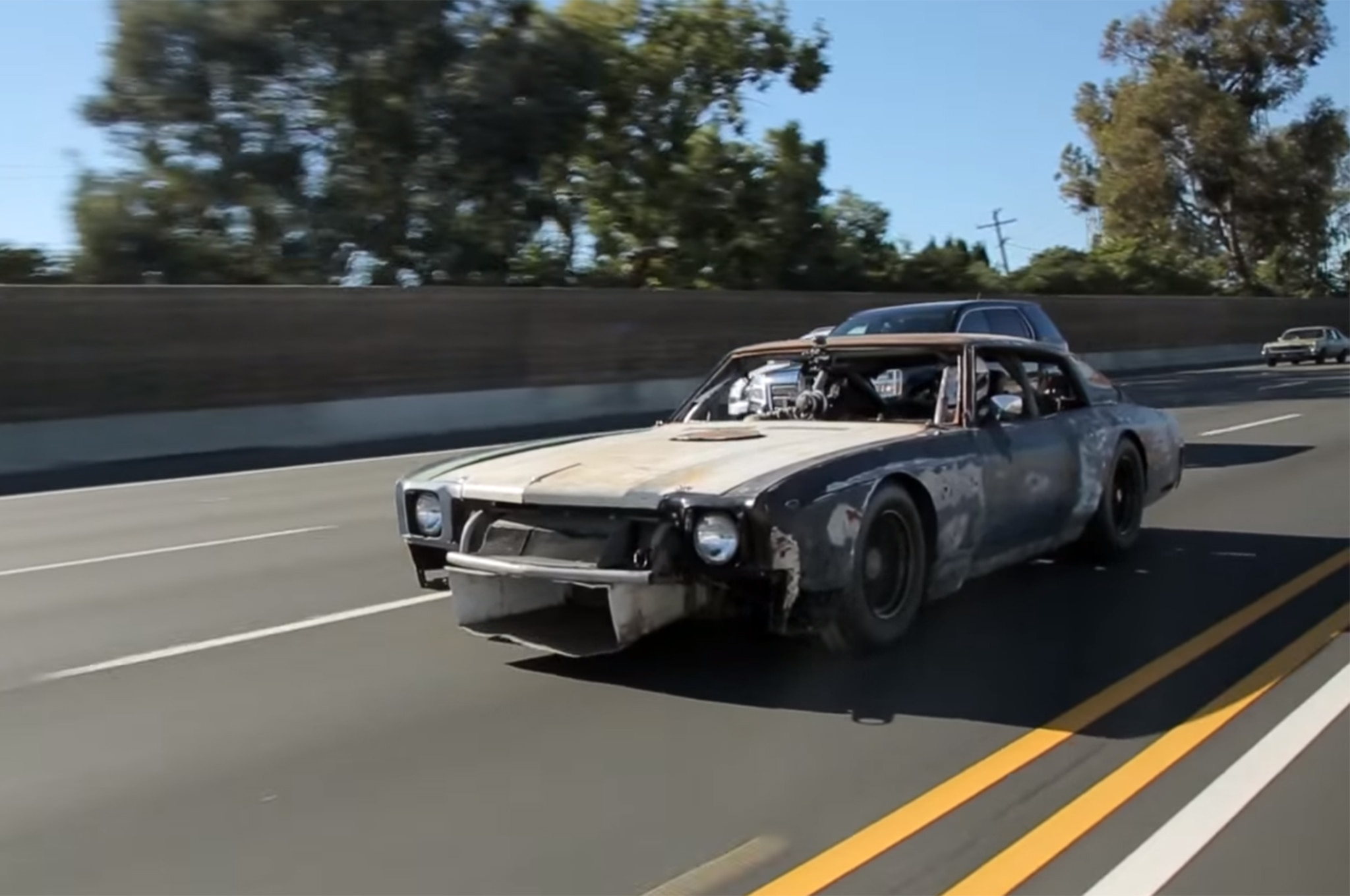 Bronco Cars Wallpaper Watch Roadkill Combine An Oval Track Stock Car And A 1970