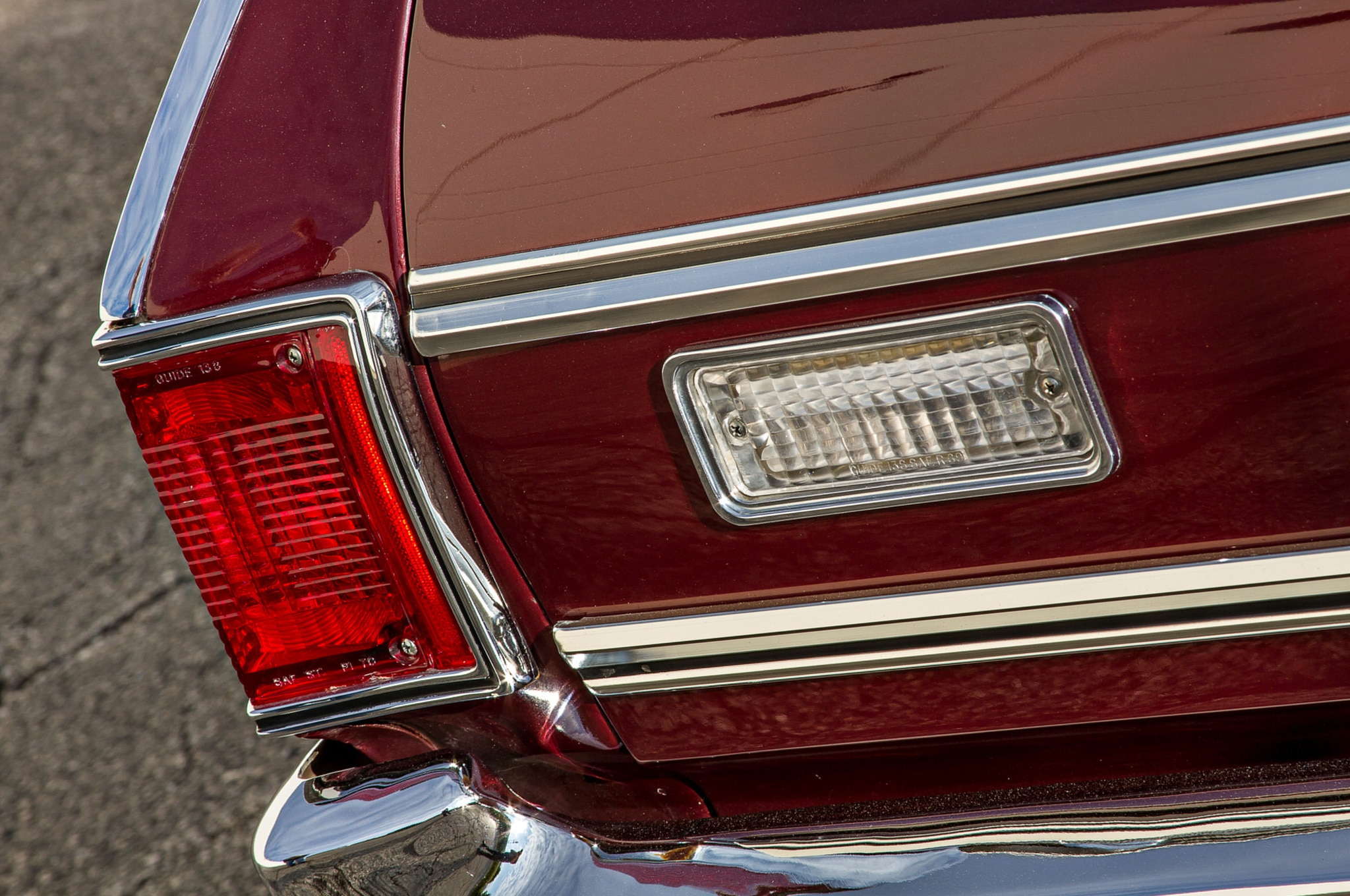 1970 El Camino Led Tail Lights How One Enthusiast Built A 500 Hp 1970 Chevrolet El Camino Ss