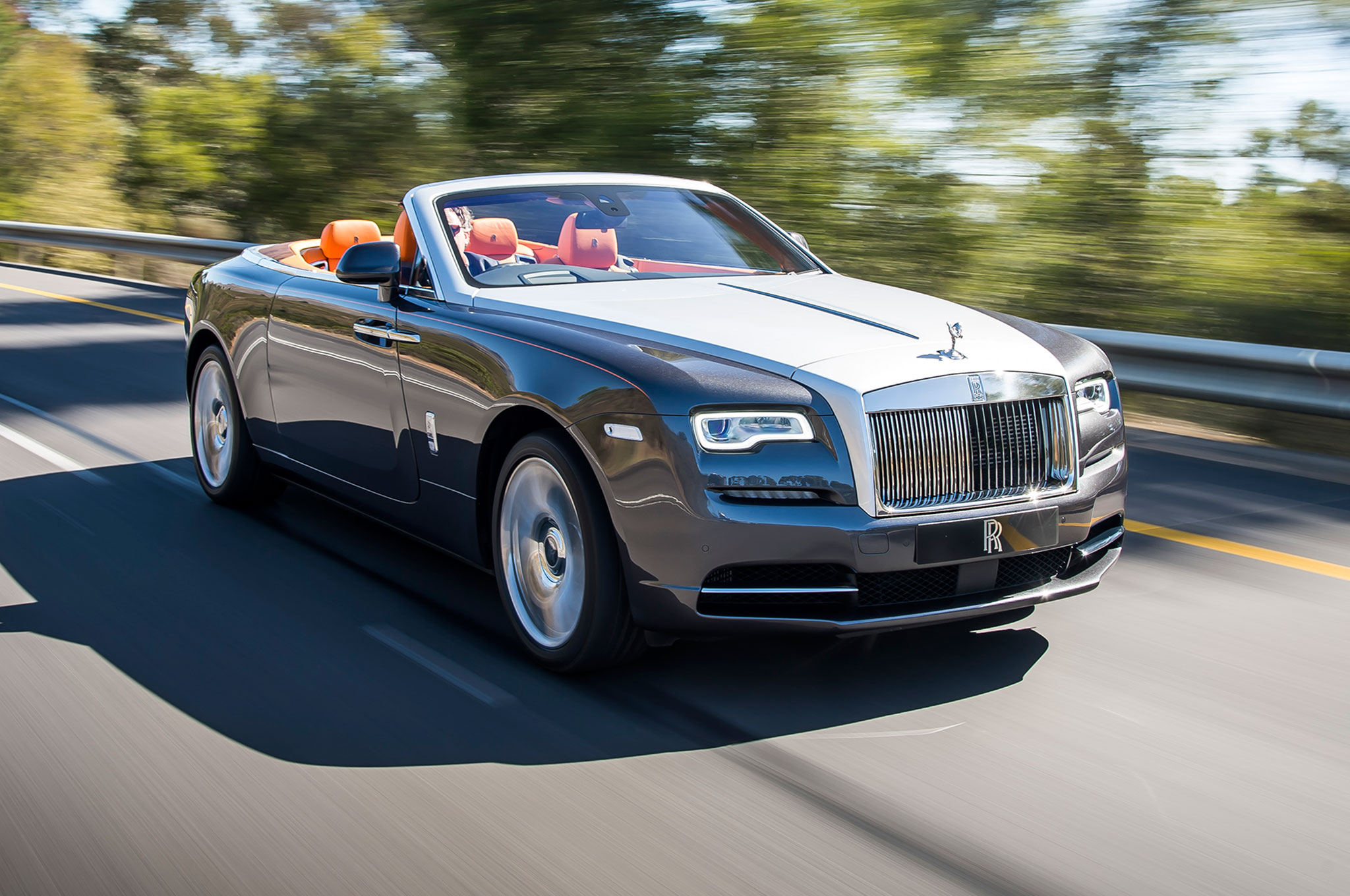 Phantom Car Wallpaper 2016 Rolls Royce Dawn First Drive Review