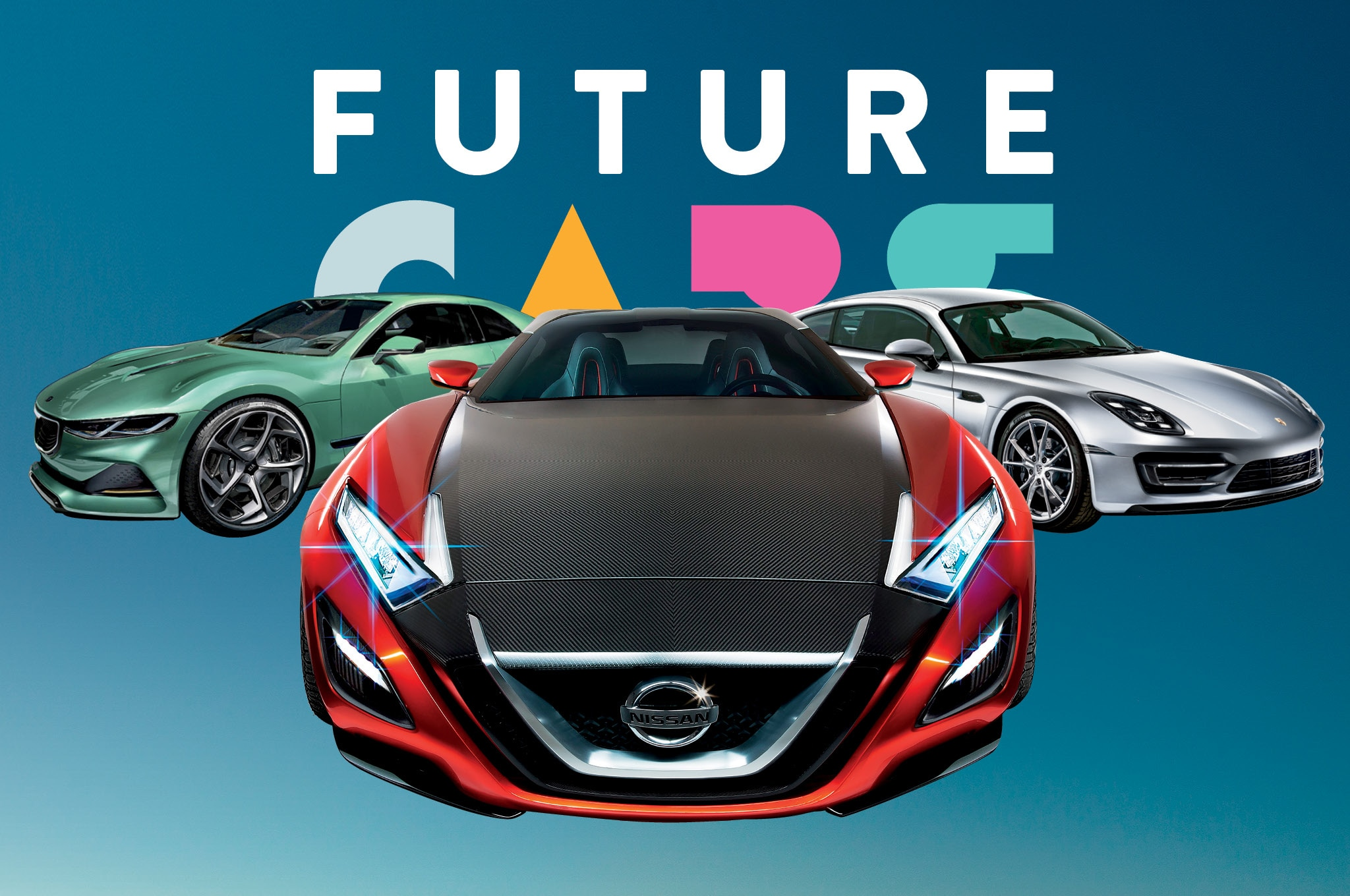 Cars Of The Future 25 Future Cars You Won 39t Want To Miss Automobile Magazine