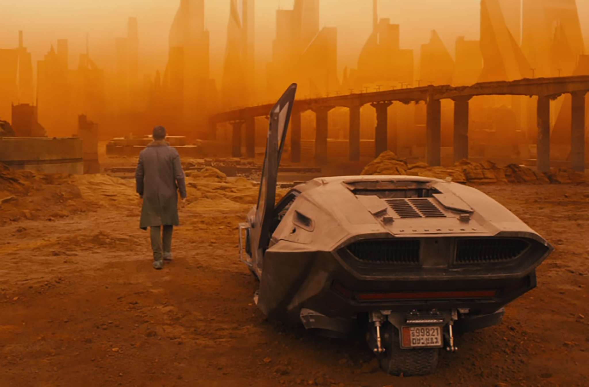 Police Officer Wallpaper Hd The Cool Cars Of Quot Blade Runner 2049 Quot Automobile Magazine
