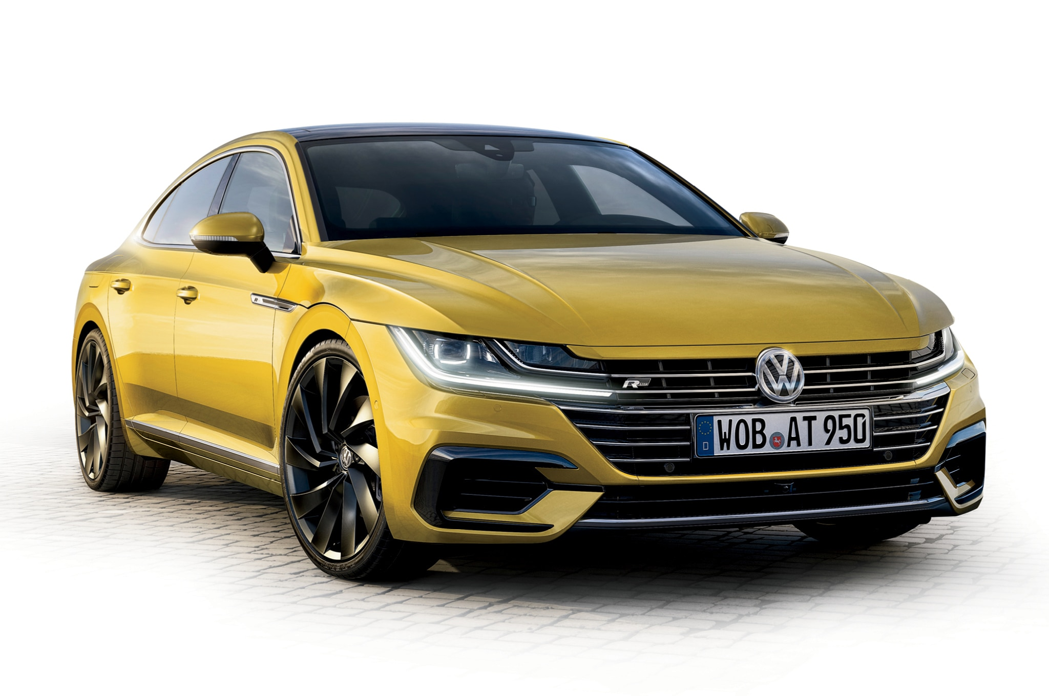 Arte Replay Mustang By Design Volkswagen Arteon Automobile Magazine