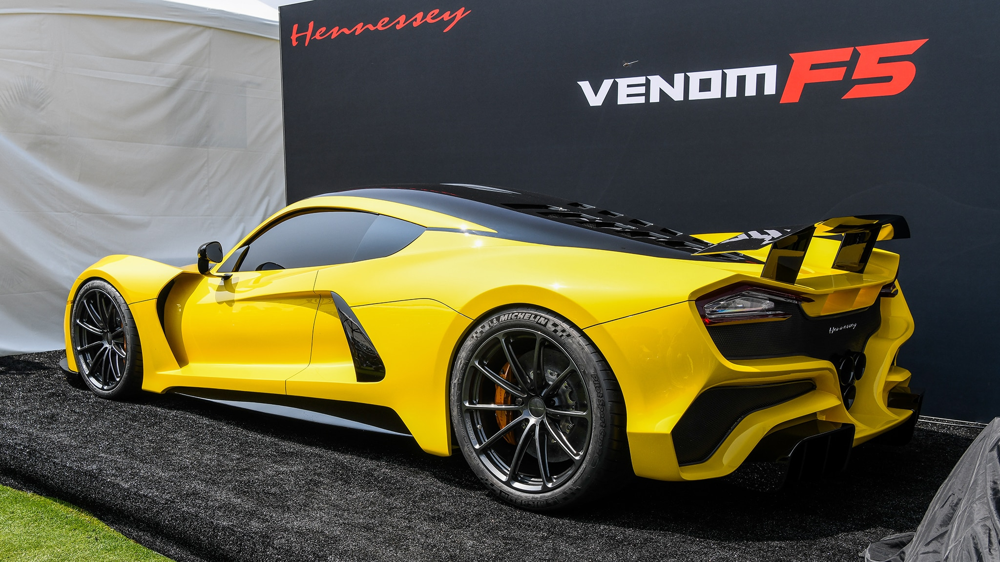 2018 Hennessey Venom F5 Hennessey Reveals Twin Turbo 7 6l V 8 For Venom F5 Automobile