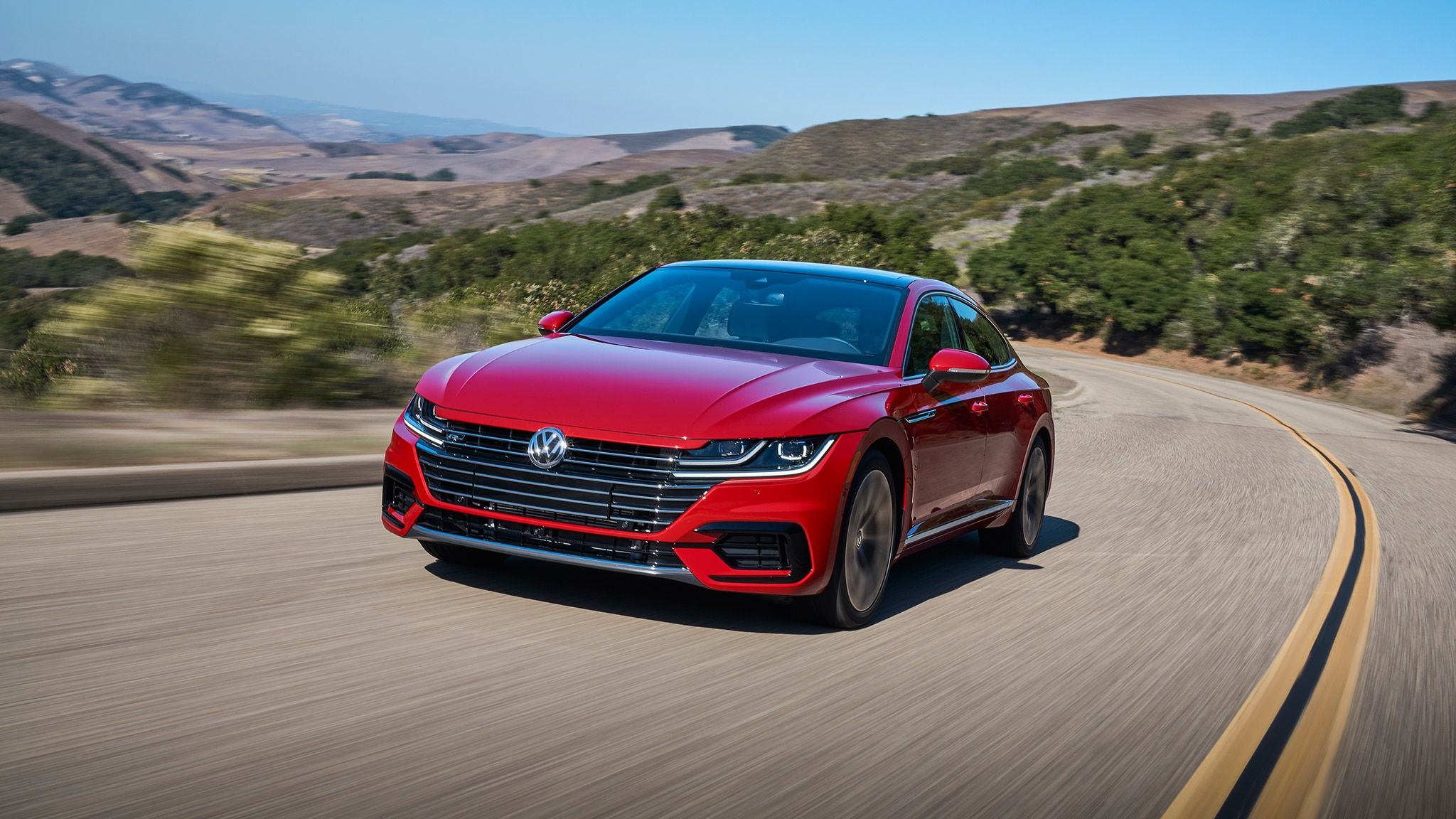 Arte Replay Mustang 2019 Volkswagen Arteon First Drive Call It The Artisanal Sedan