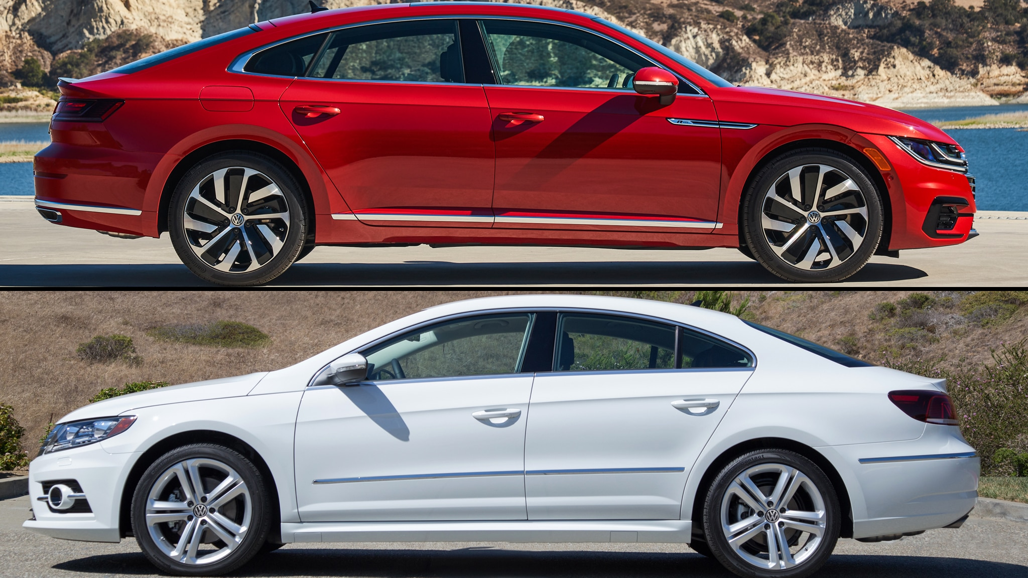 Arte Replay Mustang All New Volkswagen Arteon Vs Vw Cc How They Stack Up