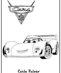 Carla Veloso Coloring Page Coloring Coloring Pages