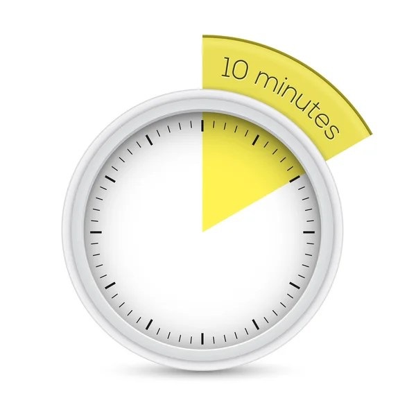 a timer for 10 minutes - Towerssconstruction