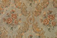 Antique floral pattern wallpaper background  Stock Photo ...